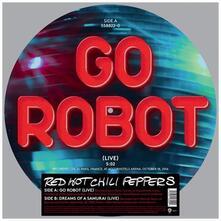 Go Robot / Dreams Of A Samurai (Live) - Vinile LP di Red Hot Chili Peppers