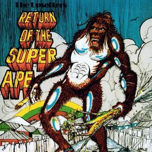 Return of the Super Ape - Vinile LP di Lee Scratch Perry