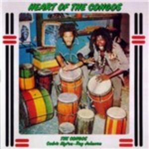 Heart of - CD Audio di Congos