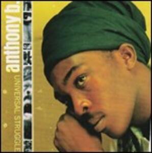 Universal Struggle - CD Audio di Anthony B.