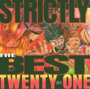 Strictly The Best 21 - CD Audio