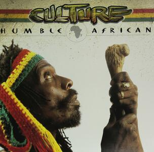Humble African - CD Audio di Culture