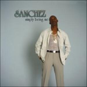 Simply Being Me - Vinile LP di Sanchez