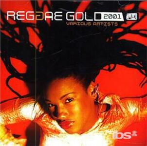 Reggae Gold 2001 - CD Audio