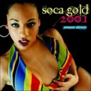 Soca Gold 2001 - Vinile LP