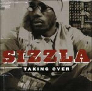 Taking Over - CD Audio di Sizzla