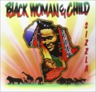 Black Woman & Child - Vinile LP di Sizzla