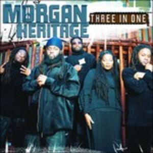Three in One - CD Audio di Morgan Heritage