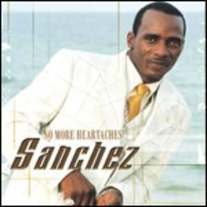 No More Heartaches - Vinile LP di Sanchez