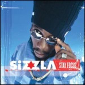Stay Focus - Vinile LP di Sizzla