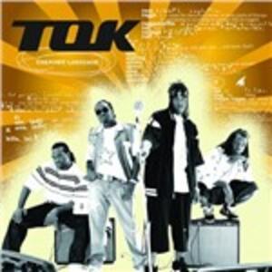 Unknown Language - CD Audio di TOK