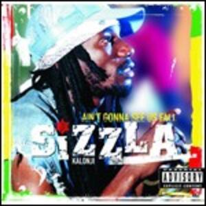 Ain't Gonna See Us Fall - CD Audio di Sizzla