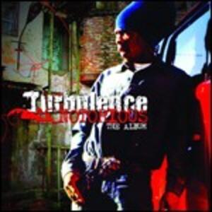 Notorious - CD Audio di Turbulence