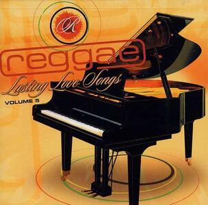 Reggae Lasting Love..5 - CD Audio