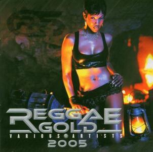 Reggae Gold 2005 - CD Audio