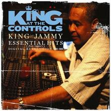 King At The Controls - CD Audio di King Jammy