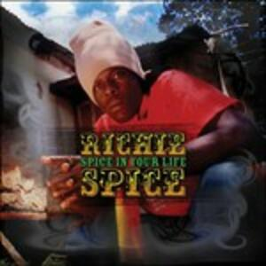Spice in Your Life - CD Audio di Richie Spice