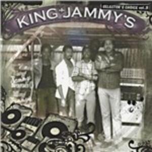 Selectors Choice vol.3 - CD Audio di King Jammy