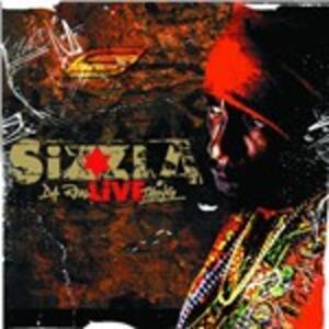 Da Real Live Thing - CD Audio di Sizzla