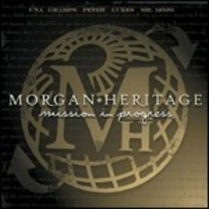 Mission in Progress - CD Audio di Morgan Heritage