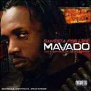 Gangsta for Life. The Symphony of David Brooks - CD Audio di Mavado