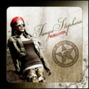Rebelution - CD Audio di Tanya Stephens