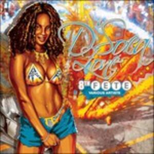 D'soca Zone. The 8th Fete - CD Audio