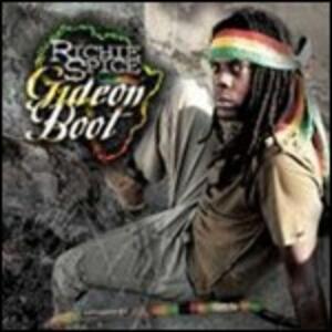 Gideon Boot - CD Audio di Richie Spice