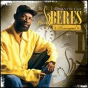 A Moment in Time - CD Audio + DVD di Beres Hammond