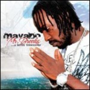 Mr. Brooks... A Better Tomorrow - CD Audio di Mavado