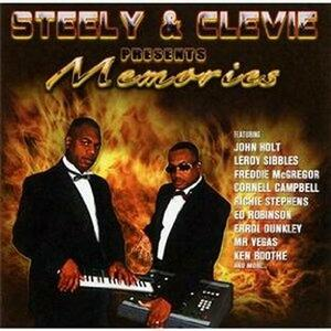 Steely & Clevie. Memories - CD Audio + DVD