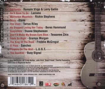 Reggae's Gone Country - CD Audio - 2