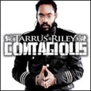 Contagious - CD Audio di Tarrus Riley