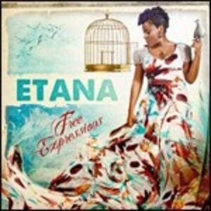 Free Expressions - CD Audio di Etana