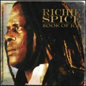 Book of Job - CD Audio di Richie Spice