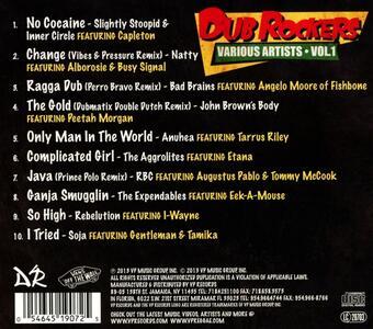 Dub Rockers vol.1 - CD Audio - 2