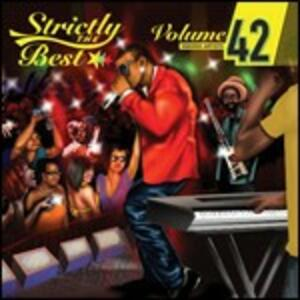 Strictly the Best vol.42 - CD Audio