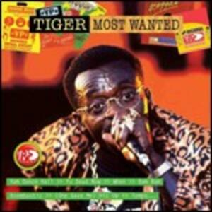 Most Wanted - CD Audio di Tiger