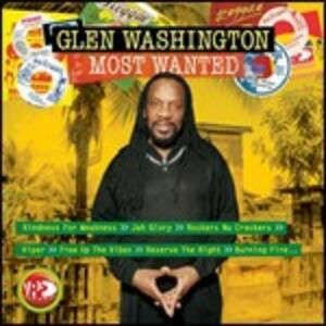 Most Wanted - CD Audio di Glen Washington