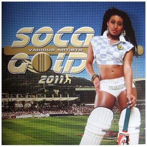 Soca Gold 2011 - CD Audio