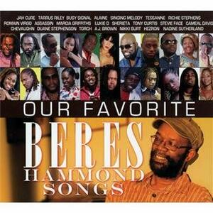 Our Favourite Beres Hammond Songs - CD Audio