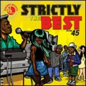 Strictly the Best vol.45 - CD Audio