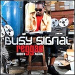Reggae. Dubb'n Again - Vinile LP di Busy Signal