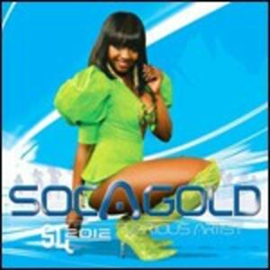Soca Gold 2012 - CD Audio + DVD