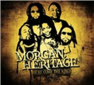 Here Come the Kings - Vinile LP di Morgan Heritage