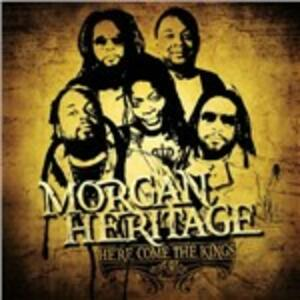Here Come the Kings - CD Audio di Morgan Heritage
