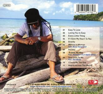 Easy to Love - CD Audio di Maxi Priest - 2