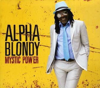 Mystic Power - CD Audio di Alpha Blondy