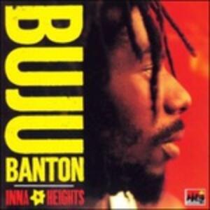 Inna Heights - CD Audio di Buju Banton