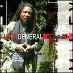 Red Green & Gold - CD Audio di Mikey General